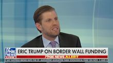 Eric Trump urges president to declare national emergency for wall funding