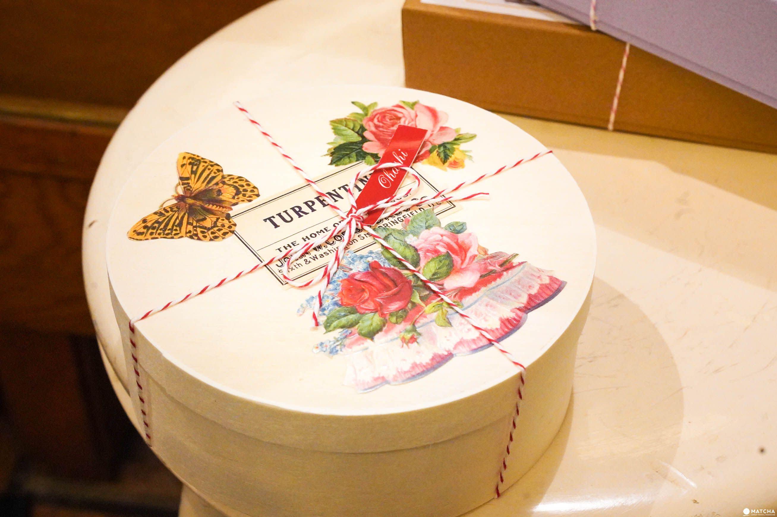中野OHSHI日本茶店雜貨