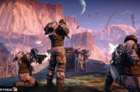 PlanetSide 2 may feature space-based gameplay
