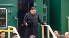 All aboard for Vladivostok: Kim follows in father's tracks