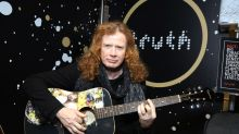 Megadeth's Dave Mustaine thanks fans for outpouring of love after cancer diagnosis: 'We're gonna beat this thing together'