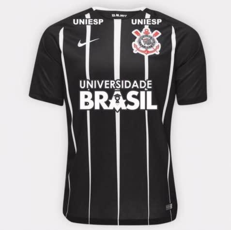 Corinthians fecha patrocínio pontual para a primeira decisão do Paulistão