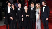 Murder On The Orient Express world premiere: Red carpet report