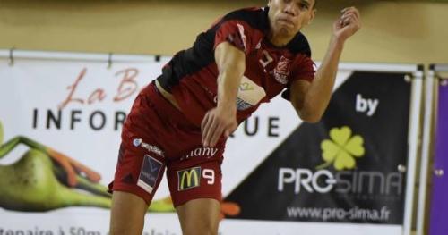 Volley - Challenge Cup (H) - Challenge Cup : Chaumont concède le match aller de la finale
