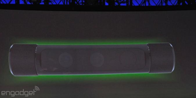 Razer's 3D-sensing camera brings motion tracking to your games