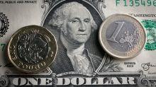 Dollar gains slightly against sterling, euro