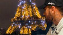 """Indireta? Neymar posta foto em Paris: """"Poderia ser eu e você"""""""
