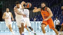Basket - Euroligue (H) - Euroligue : le Real Madrid encore battu, contre Valence