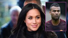 Meghan Markle 'almost dated' love rat footballer Ashley Cole who 'pestered her for a date'