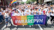 PVH Corp. Supports and Celebrates LGBTQ Rights at NYC Pride March 2018