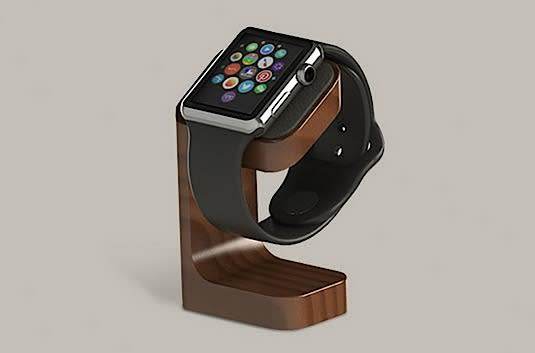 Dodocase already has an Apple Watch accessory for pre-order