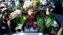 Super Bowl hero's extraordinary rant at victory parade
