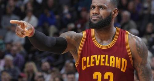 Basket - NBA - Le Top 10 de la nuit : LeBron James au sommet face aux Lakers