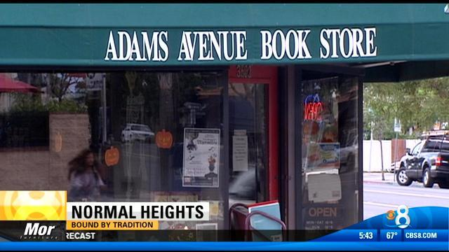 Adams Avenue Book Store: Bound by tradition