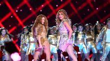 Shakira y JLo: los extractos de otros shows que habrían 'reciclado' para el Super Bowl
