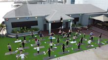 Yoga, pilates allowed at certain gyms, studios - where to attend