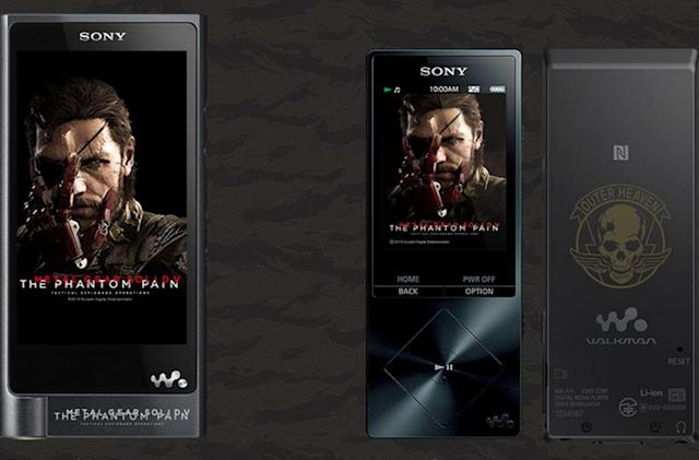 Sony's 'Metal Gear Solid V' devices flaunt your stealth action fandom