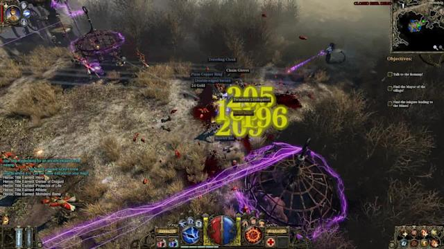 The Incredible Adventures Of Van Helsing: Rage And Power-Up System, The