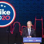 Bloomberg qualifies for Las Vegas debate as Sanders rises in polls