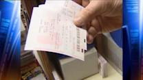 Lotto winners wait 6 years to collect