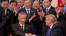 EE.UU. y China firman una tregua preliminar en su guerra comercial