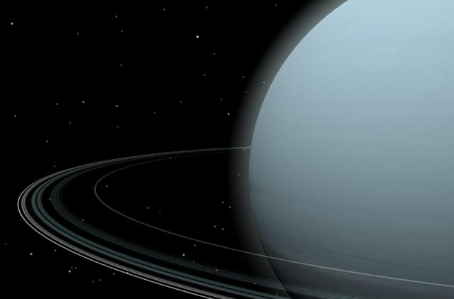 Uranus might have two more moons