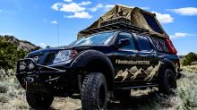 Nissan saddles up the Destination Frontier for Overland Expo West