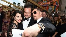 Of Course Tom Hardy Has Tom Hardy on His Phone Case