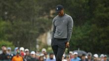 Practicing with new putter, Tiger Woods searches for fix to his game