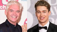 AJ Pritchard wants Phillip Schofield to be in first 'Strictly Come Dancing' same-sex couple