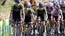 Après plusieurs cas positifs au Covid-19, l'équipe Mitchelton se retire du Giro