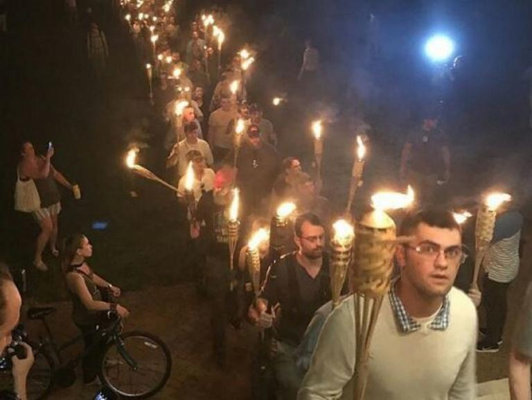 'My life is over': Man who attended Charlottesville neo-Nazi rally forced to move away after being identified