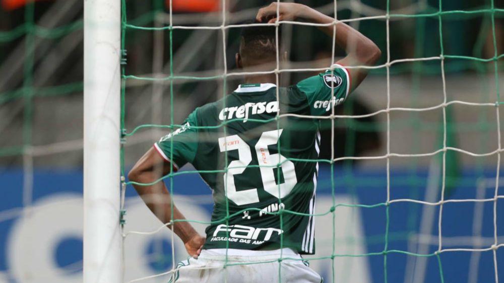 Mina - Palmeiras - 16/03/2017