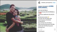 La despedida emotiva de la viuda del héroe que murió ayudando a los niños atrapados en la cueva de Tailandia