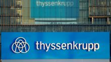 Thyssenkrupp would pursue steel consolidation if there are options