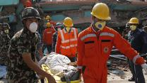 Global Effort for Earthquake Victims Intensifies