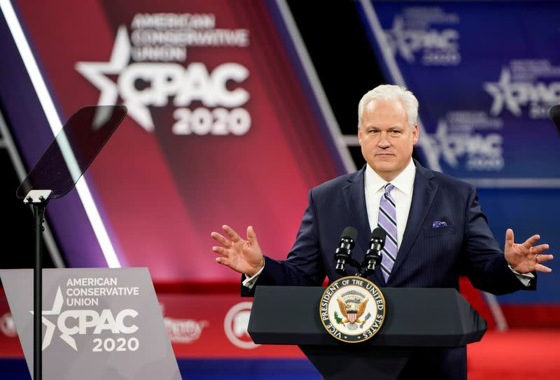 GOP Reps. Meadows, Collins and Gaetz to self-quarantine after CPAC interactions