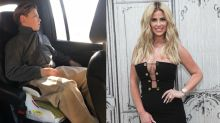 Kim Zolciak-Biermann shamed for pic of son Kash, 6, in a booster seat: 'He looks too big for that car seat'