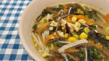 五色蔬菜湯-減肥必飲