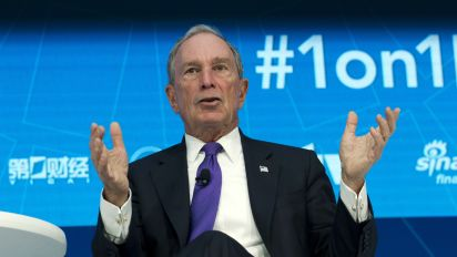 'Unprecedented': Bloomberg donates $1.8B to alma mater