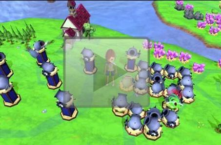 World of Keflings trailer debuts tiny man cannons