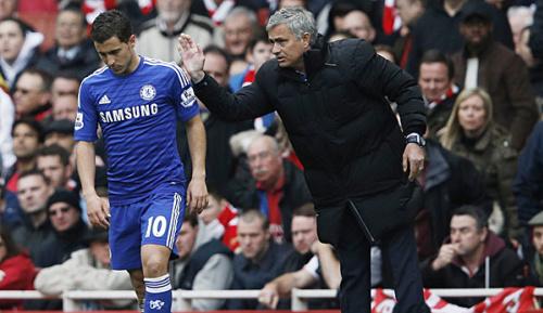 Premier League: Hazard: Ich war immer gut mit Mourinho