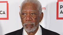 Morgan Freeman was once romantically linked to his step-granddaughter
