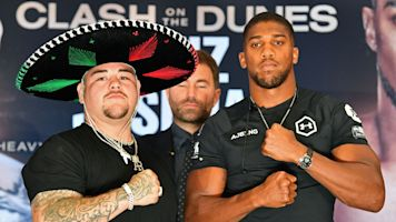 Riakporhe: AJ must be 'on point mentally' to beat Ruiz