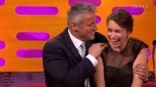 'GoT' Star and 'Friends' Superfan Emilia Clarke Geeks Out Over Matt LeBlanc