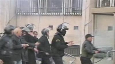 Converse College Students In Tunisia During Riots