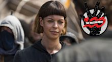 'The Walking Dead' star Pollyanna McIntosh knows 'a lot of people really hate Jadis'