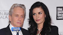 Rep: Catherine Zeta-Jones, Michael Douglas Separate