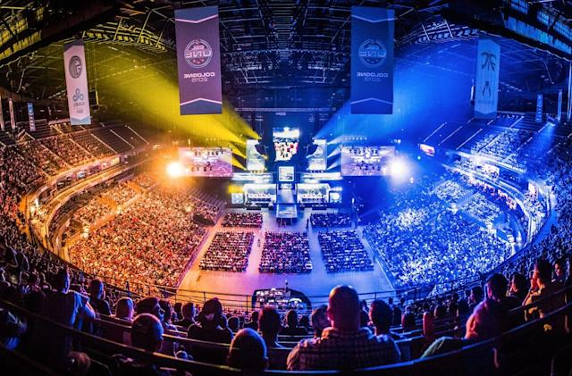 PlayStation Vue gets an expensive, dedicated eSports channel