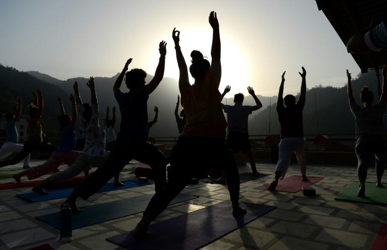 India's Rishikresh was made famous by a visit by the Beatles in 1968 and is a world centre for yoga